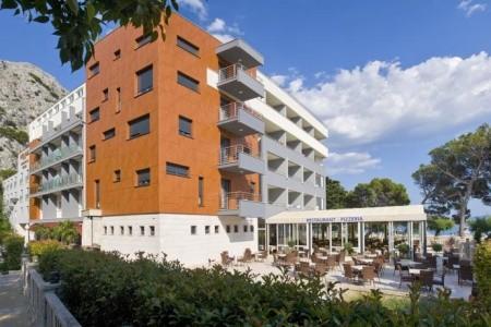 Hotel Plaža, Omiš, Chorvatsko, Omiš