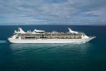 Usa, Britské Panenské Ostrovy, Antigua A Barbuda, Barbados, Svatá Lucie, Dominikánská Republika Ze San Juan Na Lodi Vision Of The Seas - 393881008