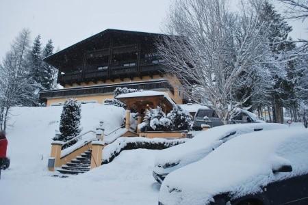 Penzion Savisalo Ramsau Am Dachstein - v únoru
