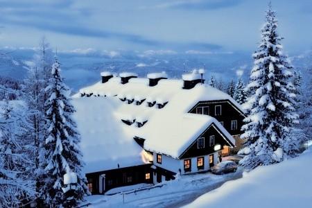 Alpenhotel Marcius Nassfeld - v dubnu