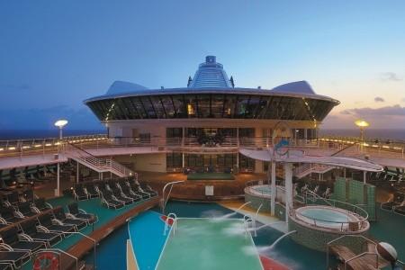 Usa, Haiti, Curacao, Bonaire, Aruba, Kajmanské Ostrovy Z Miami Na Lodi Jewel Of The Seas - 393867712