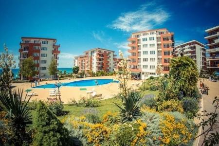 Marina View Fort Beach, Bulharsko, Sveti Vlas