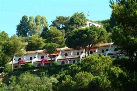 Cala Di Mola - luxusní dovolená