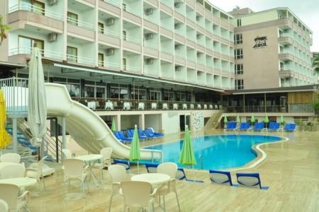 Hotel Ideal Beach, Turecko, Alanya