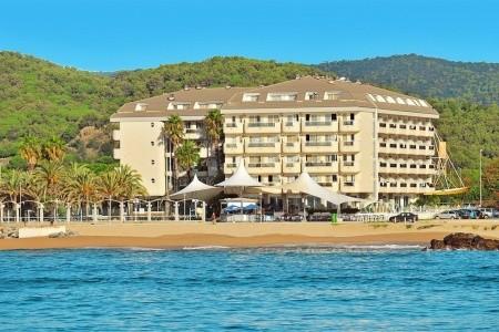Hotel Caprici, Španělsko, Costa Brava