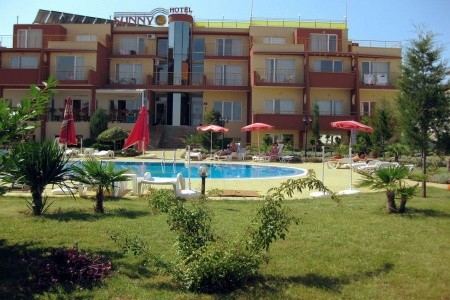 Hotel Sunny, Bulharsko, Sozopol