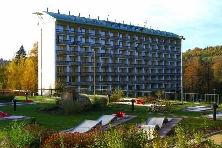 Spa Resort Libverda - Hotel Nový Dům - plná penze