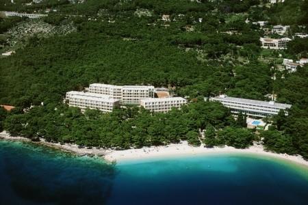 Bluesun Hotel Marina, Brela, Chorvatsko, Střední Dalmácie