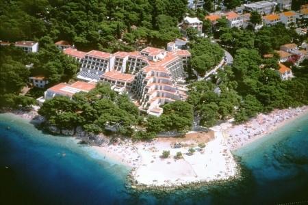 Bluesun Hotel Soline, Brela, Chorvatsko, Střední Dalmácie