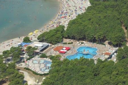 Apartmány Zaton Holiday Resort S Klimatizací, Zaton
