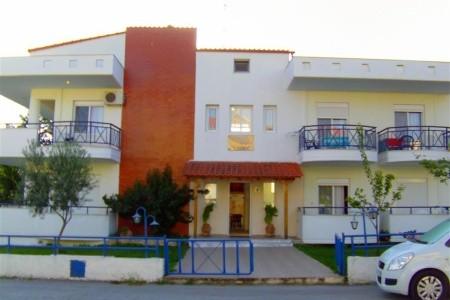 Vila Sofia - letecky