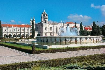 Portugalsko - prodloužená varianta - Algarve letecky - levně - Portugalsko