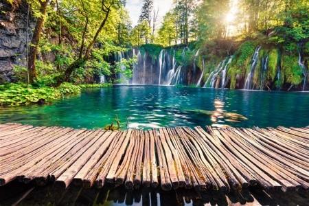 Plitvická jezera s degustací vína v Ptuj - zájezdy