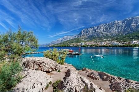 Poreč - Zelená Laguna – Koupání U Moře, Chorvatsko, Poreč