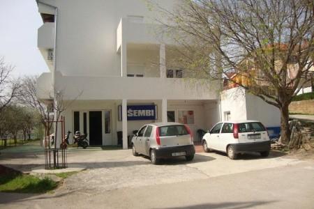 Ubytování Maslenica (Novigrad) - 15350 Chorvatsko Novigrad last minute, dovolená, zájezdy 2018