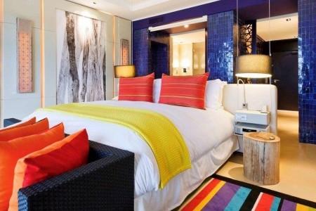 Ubytování Maroko