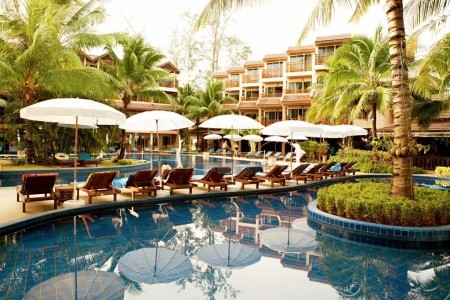 Best Western Premier Bang Tao Beach Resort, Thajsko, Phuket