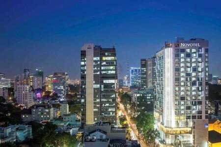 Novotel Saigon Centre, Vietnam,