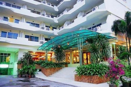 Sunshine Vista Hotel, Thajsko, Pattaya