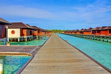 Paradise Island Resort & Spa, Maledivy,