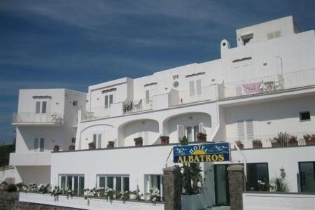Hotel Albatros, Itálie, Ischia