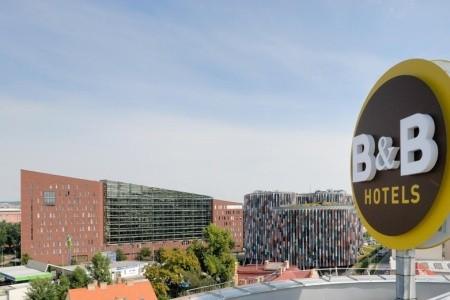 B&b Hotel Prague-City - snídaně