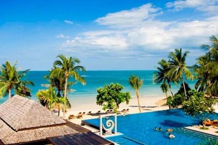 New Star Beach Resort, Thajsko, Koh Samui