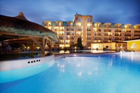 Hevíz, Hotel Európa**** - v srpnu
