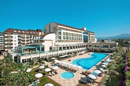 Titan Select Hotel, Turecko, Turecká Riviéra