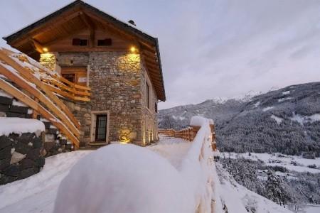 Apartmán Luxury Wellness Paradise Pig– Ziano Di Fiemme/lokalita Valaverta, Itálie, Dolomity Superski