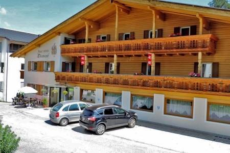 Hotel Diamant S Bazénem Pig– San Martino In Badia Itálie Dolomity Superski last minute, dovolená, zájezdy 2018