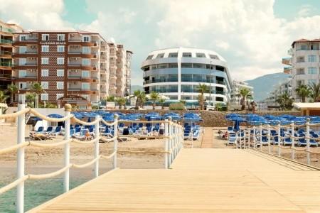 Sunprime C-Lounge, Turecko, Alanya