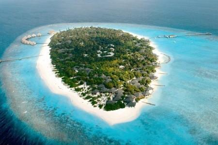 Adaaran Select Meedhupparu, Maledivy,