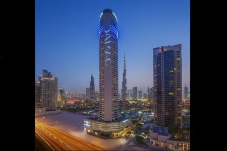 Damac Maison Royale The Distinction, Spojené arabské emiráty, Dubai