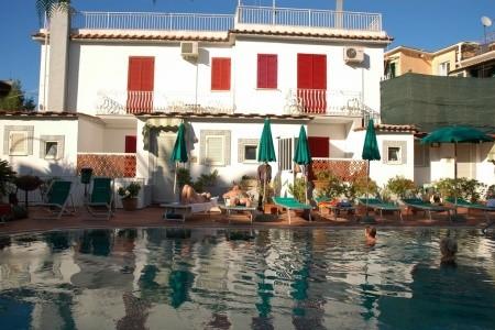 Hotelový Komplex Charme Hotel La Villa Tina, Itálie, Ischia
