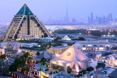 Raffles Dubai Hotel, Spojené arabské emiráty, Dubai