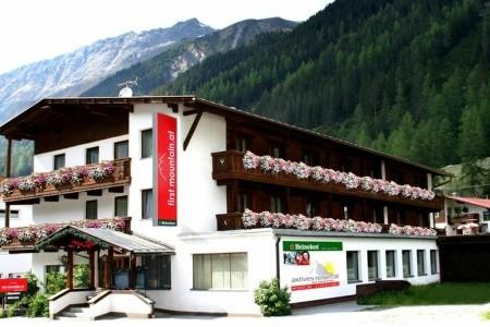 First Mountain Hotel Ötztal - all inclusive