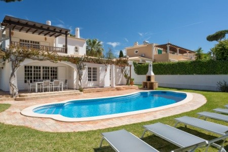 Villa Verde - Algarve bez stravy v červnu - First Minute