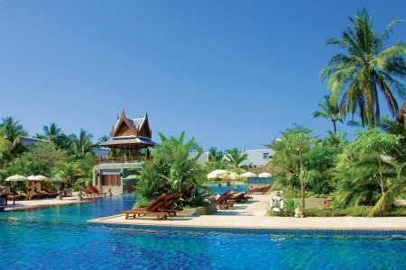 Mukdara Beach Villa & Spa Resort, Thajsko, Khao Lak