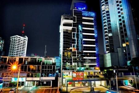 Ubytování Panama