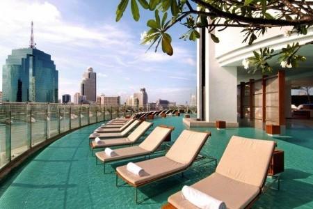 Millennium Hilton Bangkok, Thajsko, Bangkok