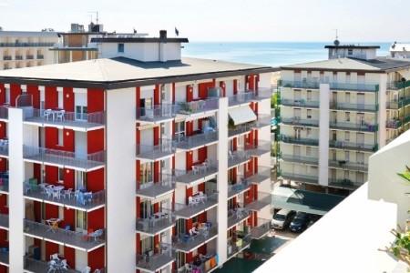 Apartmány Smeralda, Itálie, Bibione