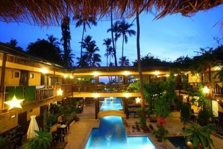 Phra Nang Inn Resort, Thajsko, Krabi