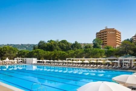 Remisens Hotel Lucija - letní dovolená u moře