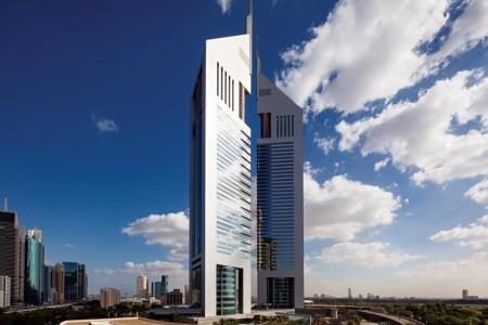 Jumeirah Emirates Towers, Spojené arabské emiráty, Dubai