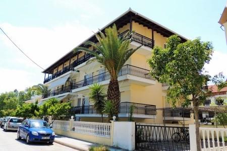 Apartmánový Dům Fany - Olympská riviéra  - Řecko