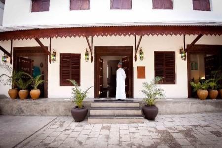 Maru Maru Hotel, Zanzibar,
