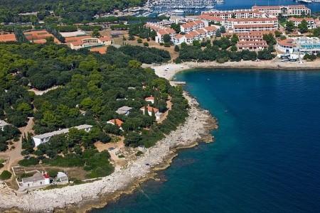 Verudela Beach Villas, Chorvatsko, Pula