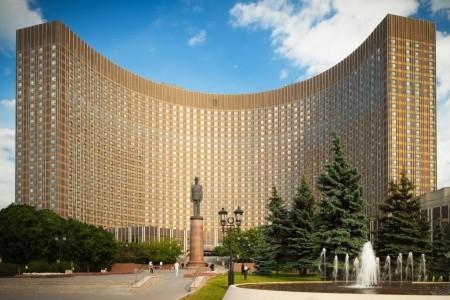 Hotel Cosmos, Moskva Snídaně