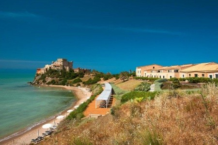 Falconara Resort - last minute letecky